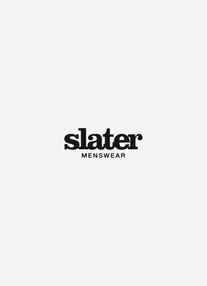 SLATERS Plain Black Satin Cummerbund