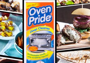 oven pride cleaner prize giveaway national bbq week