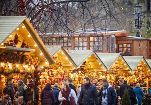 Top Christmas Markets in UK