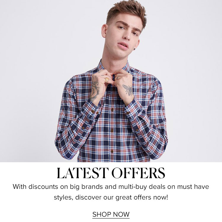 Shop The Latest Online Offers
